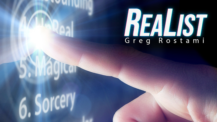 ReaList (In App Instructions) - Greg Rostami