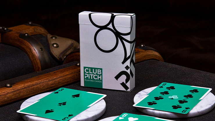 Club Pitch V2 Playing Cards