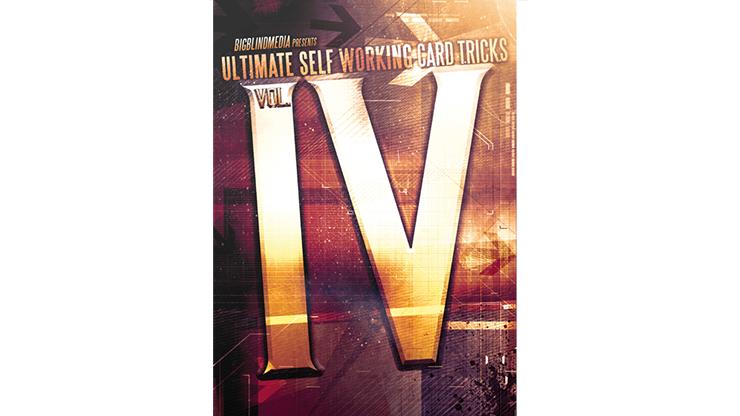 Ultimate Self Working Card s Volume 4 - Big Blind Media video DOWNLOAD