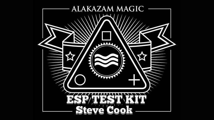 ESP Test Kit by Steve Cook