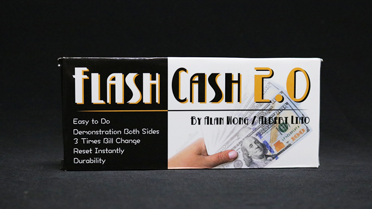 Flash Cash 2.0 (USD) - Alan Wong & Albert Liao
