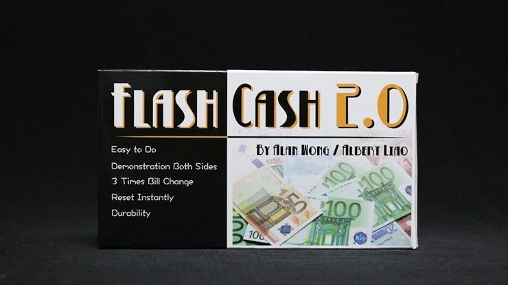 Flash Cash 2.0 (Euro) - Alan Wong & Albert Liao