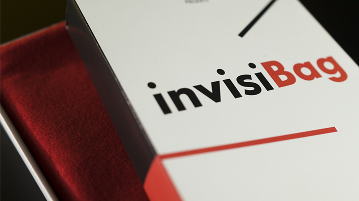 Invisibag (Red) - Joao Miranda and Rafael Baltresca