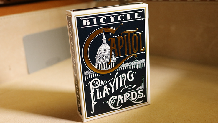 Bicycle Capitol Playing Cards - US Playing Card
