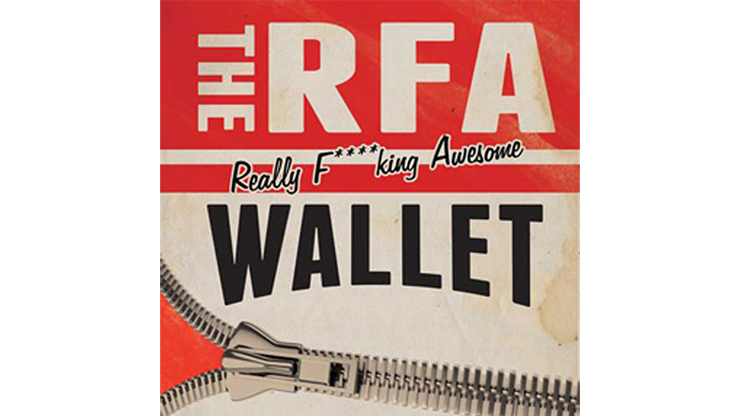 RFA Wallet by Tony Miller - Trick