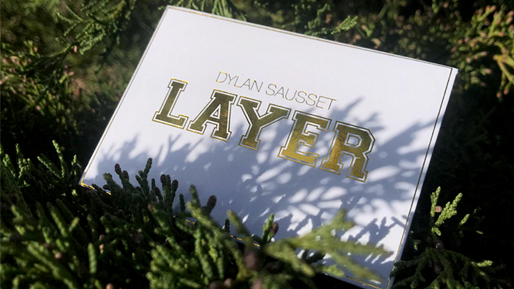 Layer (Red) by Dylan Sausset