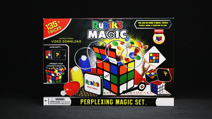 Rubik Perplexing Magic Set - Fantasma Magic