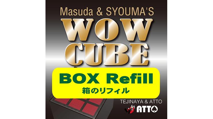 WOW CUBE REFILL BOX
