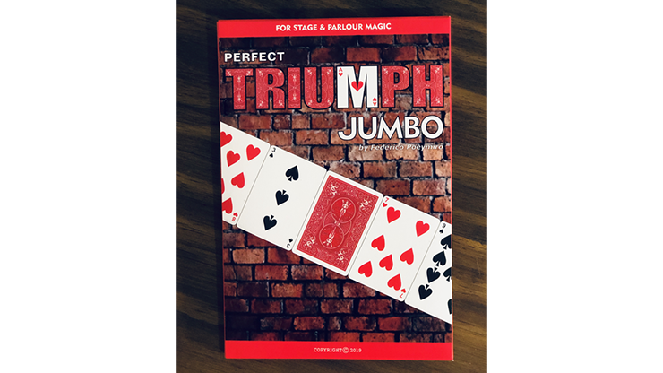 Perfect Triumph JUMBO by Federico Poeymiro