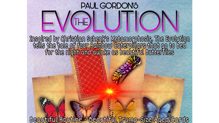 EVOLUTION - Paul Gordon
