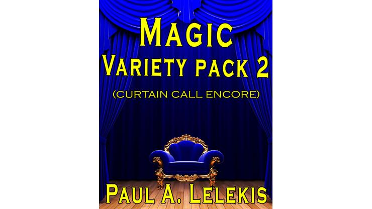 Magic Variety Pack II - Paul A. Lelekis eBook DOWNLOAD