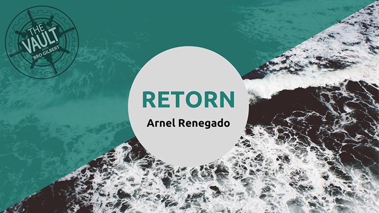 The Vault Retorn by Arnel Renegado video DOWNLOAD