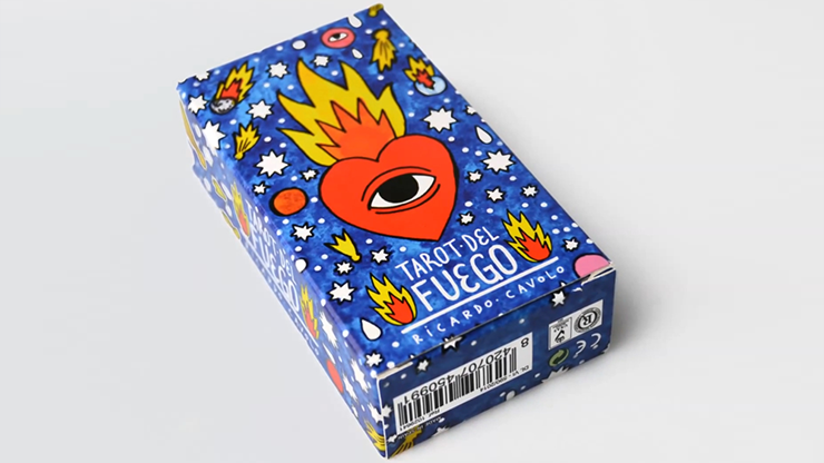 Tarot del Fuego by Ricardo Cavolo