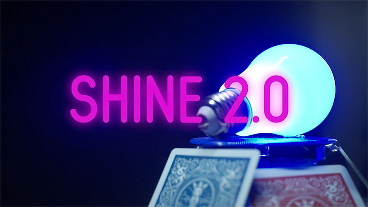 SHINE 2 (with remote) by Magic 007 & MS Magic