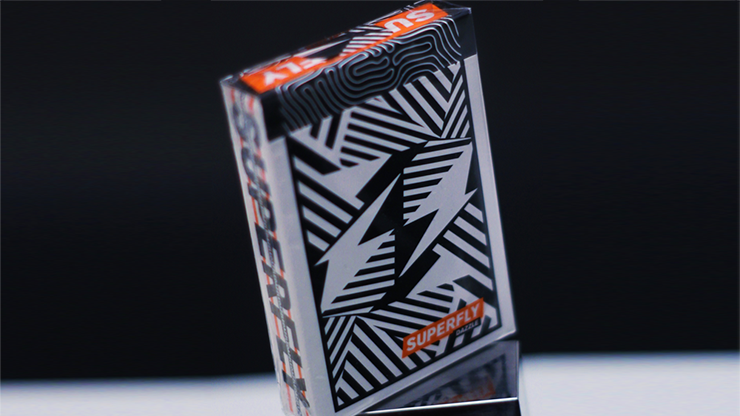 Superfly Dazzle Playing Cards - Gemini