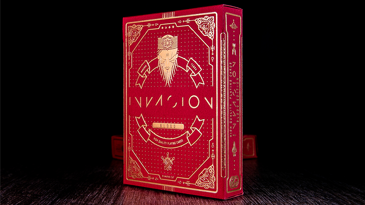 Invasion Playing Cards