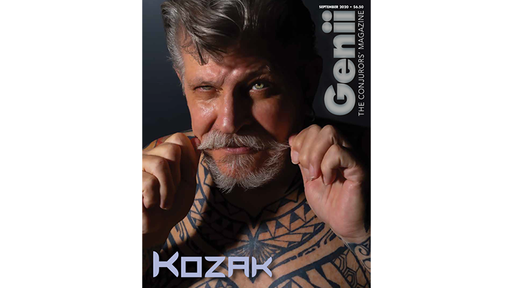 Genii Magazine September 2020  Book