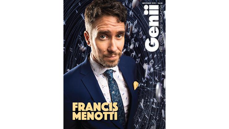 Genii Magazine November 2020  Book