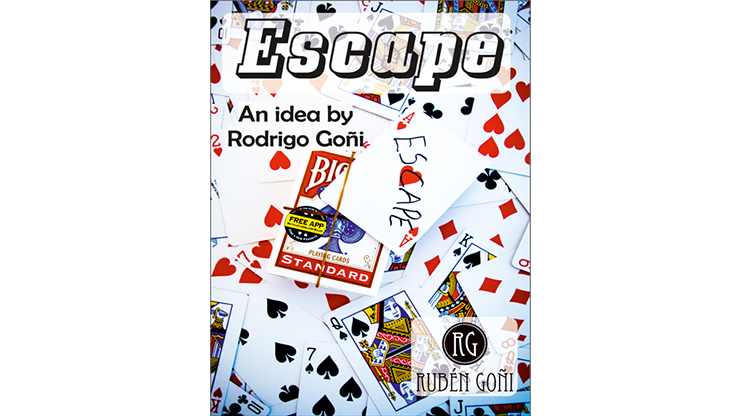 Escape by Rodrigo Goñi (Produced by Rubén Goñi) video DOWNLOAD