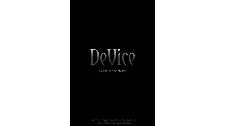 DeVice - Pseudoscientist eBook DOWNLOAD