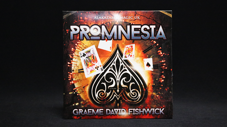 Promnesia (Gimmicks and Online Instructions) - Grame David Fishwick