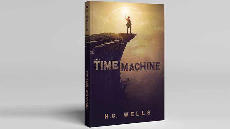 Time Machine Book Test (Book and Online Instructions) by Josh Zandman - Trick