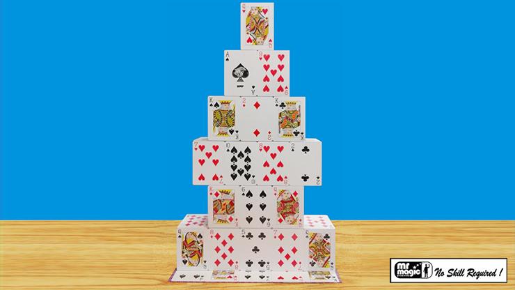 RISING CARD CASTLE - Mr. Magic