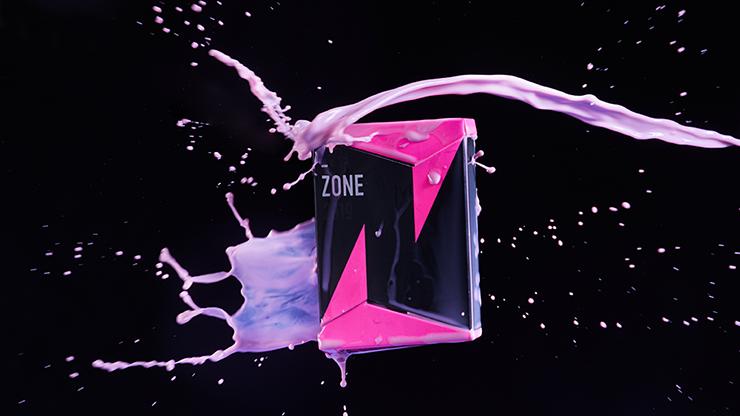 Carti de joc ZONE (Pink)