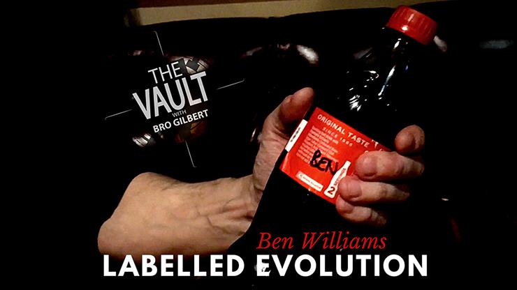 The Vault  Labelled Evolution - Ben Williams video DOWNLOAD