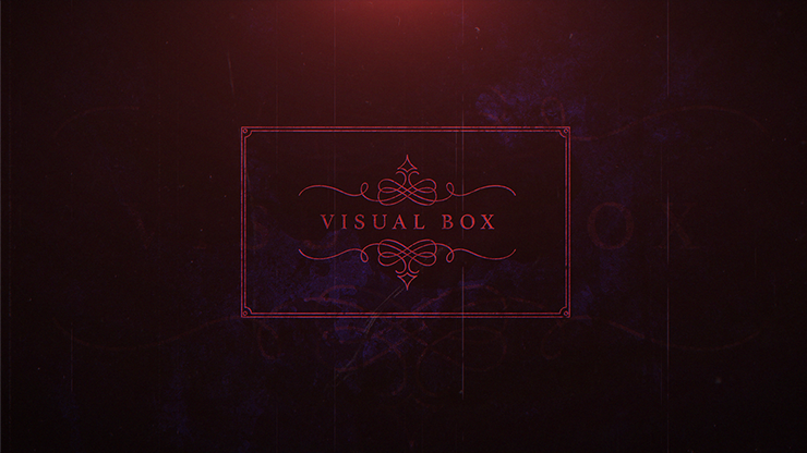 VISUAL BOX (Gimmicks and Online Instructions) by Smagic Productions