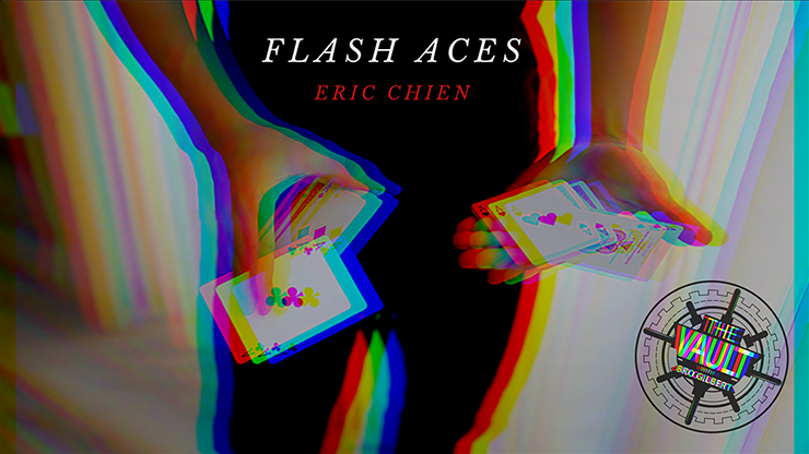 The Vault - Flash Aces by Eric Chien video DOWNLOAD