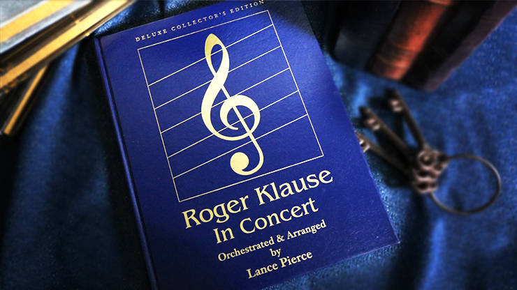 Roger Klause In Concert Deluxe (Signed and Numbered)