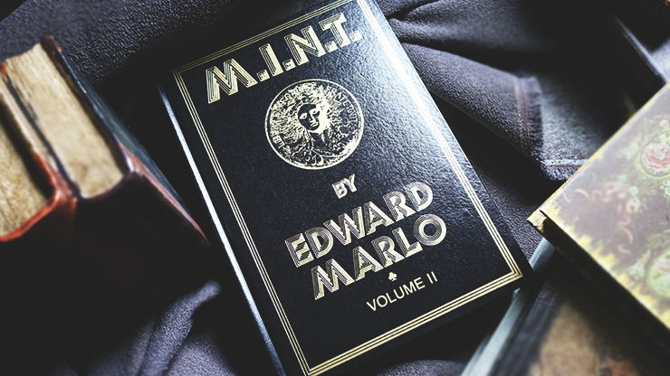 MINT #2 Deluxe (Signed and Numbered) - Edward Marlo  Book