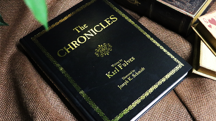Chronicles Deluxe (Signed and Numbered) - Karl Fulves