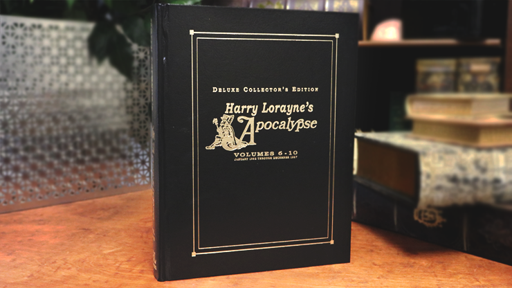 Apocalypse Deluxe 610 Volume 2 (Signed and Numbered) - Harry Loryane  Book