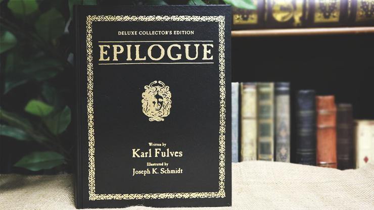 Epilogue Deluxe (Signed and Numbered) by Karl Fulves