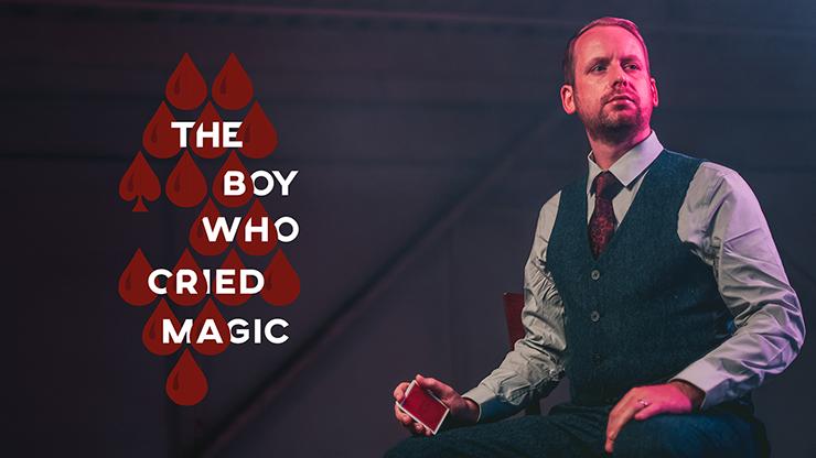 The Boy Who Cried Magic - Andi Gladwin  Book