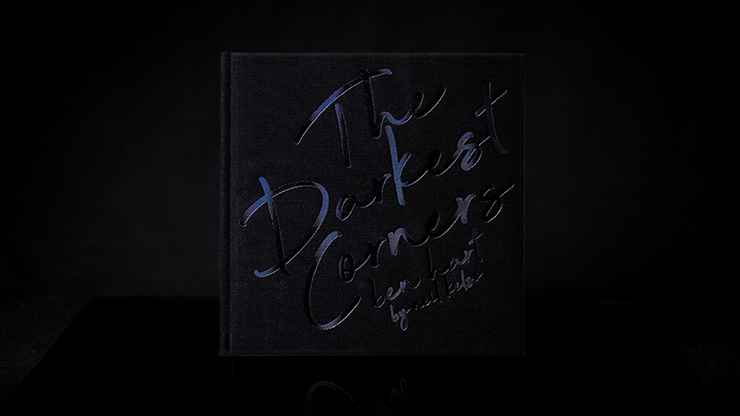 The Darkest Corners - Ben Hart  Book