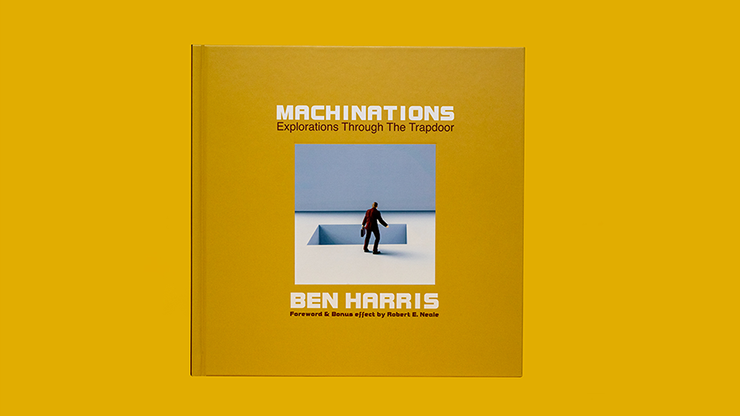 Machinations by Ben Harris