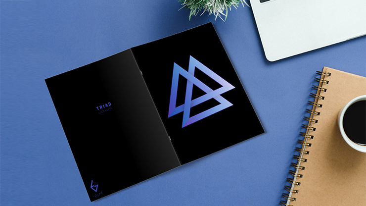 Triad - Luca Volpe  Book
