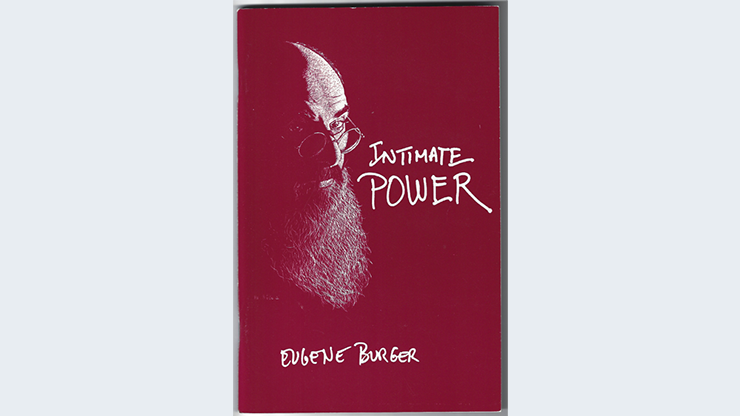 Intimate Power by Eugene Burger