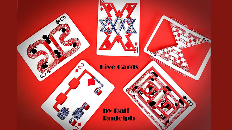 5 Cards - Fairmagic Mixed Media DOWNLOAD