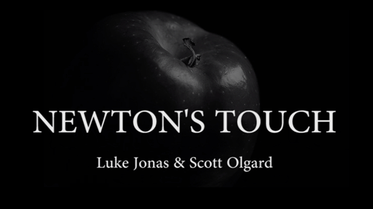 Newtons Touch by Luke Jonas and Scott Olgard Mixed Media DOWNLOAD