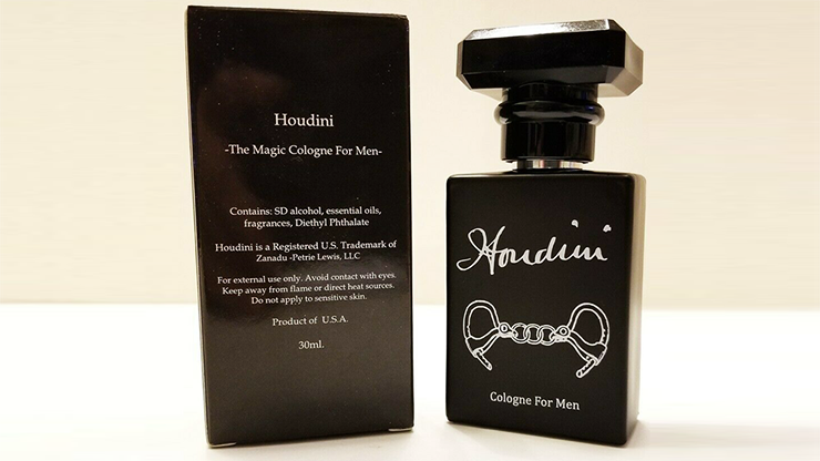 HOUDINI Cologne for Men by Zanadu