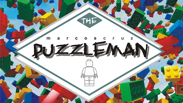 PUZZLE MAN by Marcos Cruz