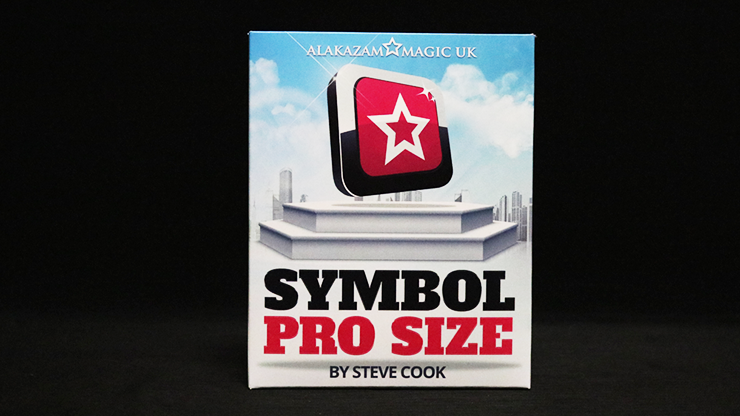 Symbol Pro (Gimmicks and Online Instructions) by Steve Cook - Trick