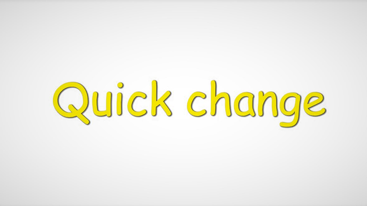 Quick Change - Sultan Orazaly video DOWNLOAD