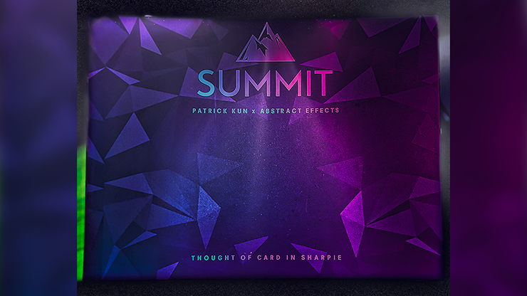 Summit (Gimmicks and Online Instructions) - Abstract Effects