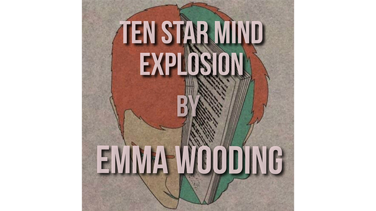 The Ten Star Mind Explosion - Emma Wooding eBook DOWNLOAD