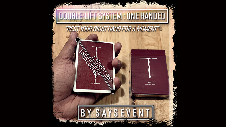 Double Lift System: ONE HANDED - SaysevenT video DOWNLOAD